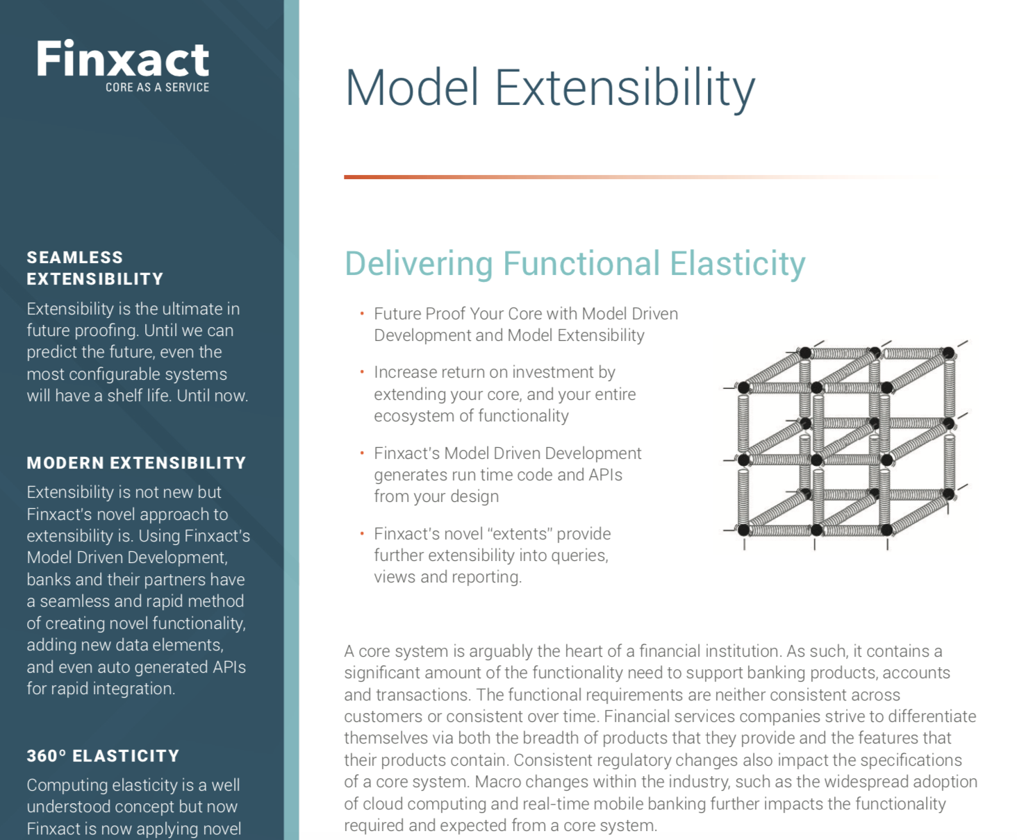Core Extensibility
