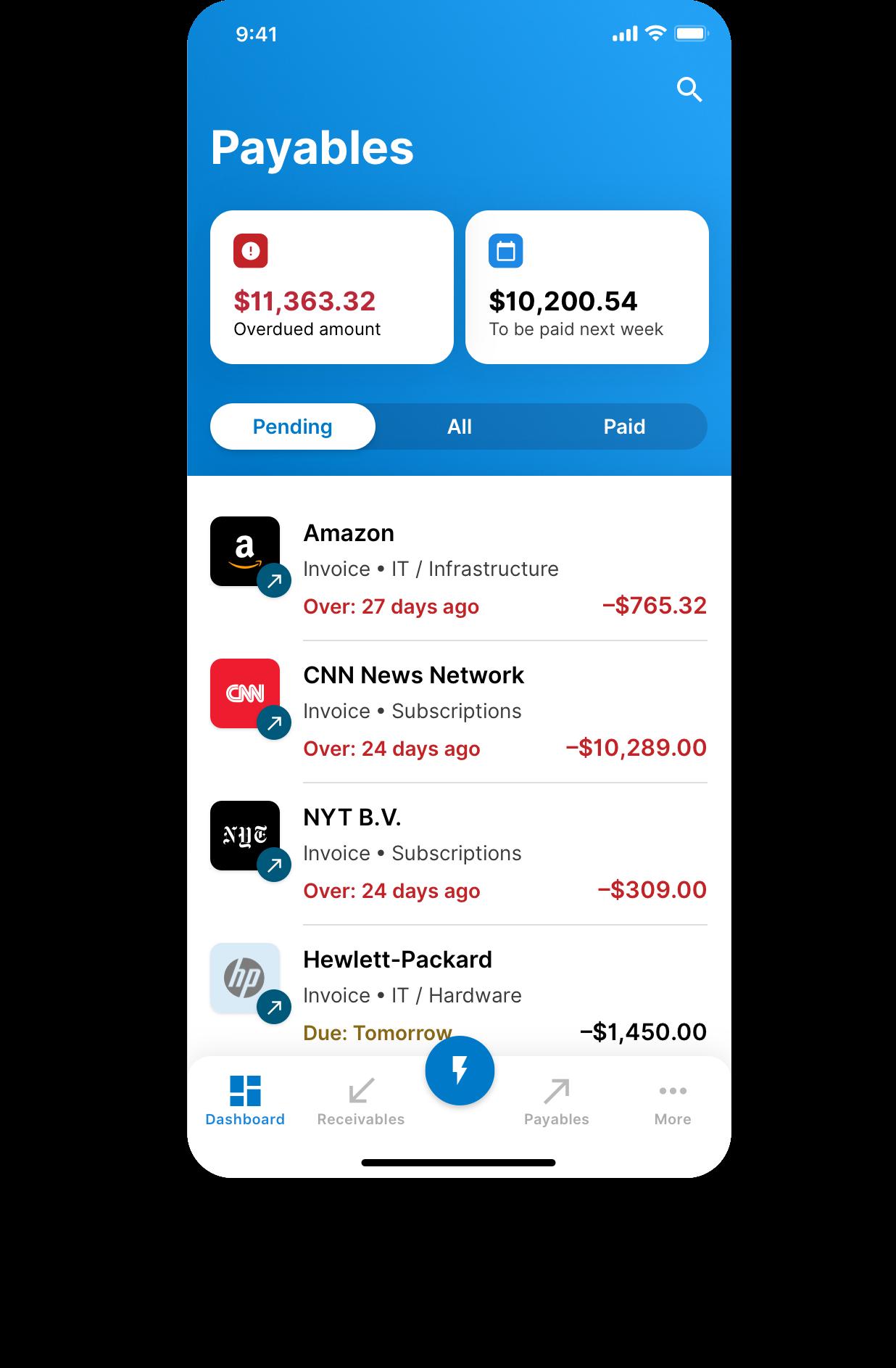 backbase-business-banking-payables-mobile6